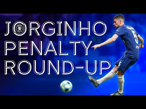 Jorginho's Penalty Round Up | Chelsea Tops