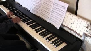山崎まさよしさんが歌う「One more time, One more chance」のピアノバ...