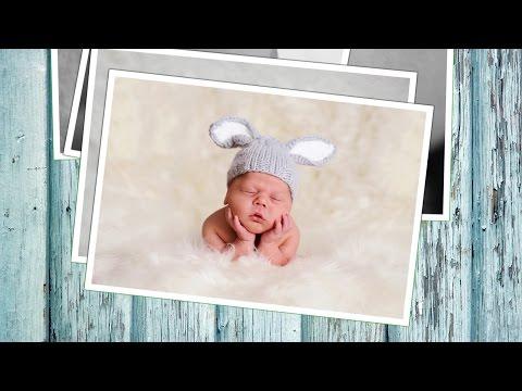 Finley Jay Newborn Photos - 5 Days Old!