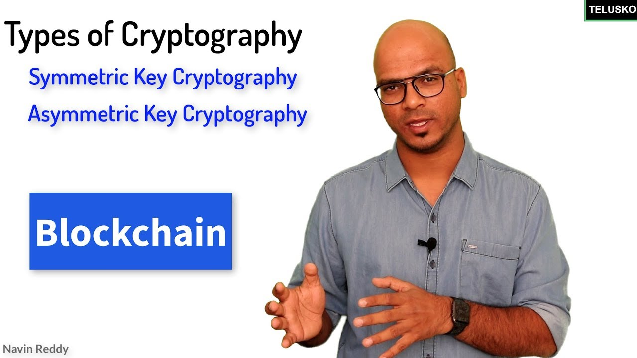 Types of Cryptography | Blockchain
