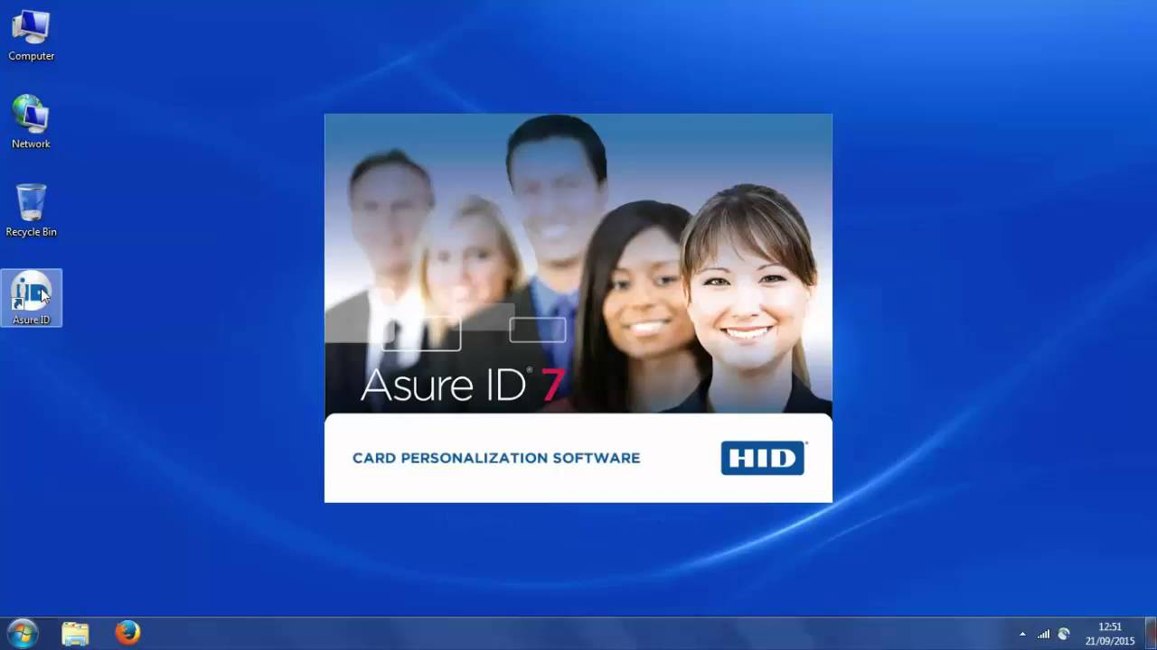 Asure ID 7 How To Configure Software For Personalization Of VanGO Cards