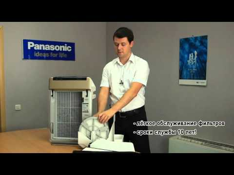 Очиститель и увлажнитель воздуха Panasonic VXF70