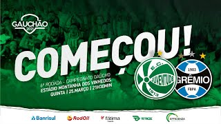 ((GAUCHÃO 2021)) Juventude x Grêmio