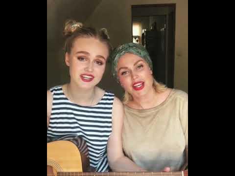 Даша Волосевич и её мама записали кавер на песню Егора Крида - Сердцеедка