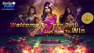 Teen Patti Daily Poker- Play Online Teen Patti Game with real players from around the globe screenshot 4