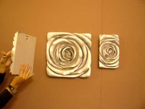 Resin Wall Art poly resin 3d art - youtube