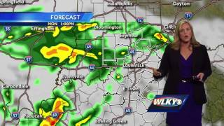 Active Weather Today