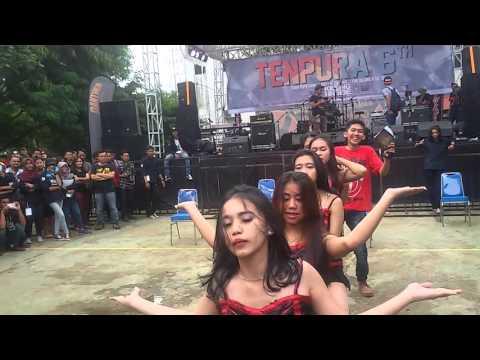 tenpura ft unpak 2016 sexy dancer
