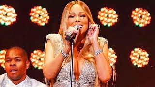 Mariah Carey - GREAT Vocals In Budokan!