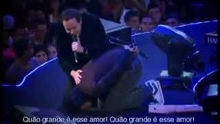 Baixar DVD - Thalles Roberto - Deus me ama - Oficial