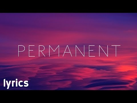 Kygo - Permanent ft. JHart // lyrics