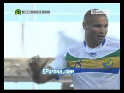 Cameroon vs gabon CAN 2010