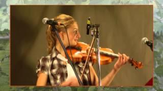 Susanna Heystek (14 - 2012 Bashaw)  with Cuckoo Waltz