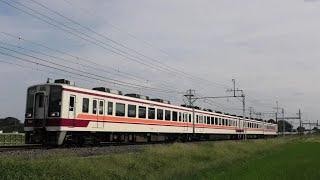 東武6050系6050型6169F 普通東武日光行 北鹿沼~板荷通過【4K】