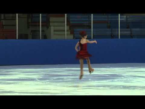 Jessica Robin - Patinage artistique (janvier 2013)