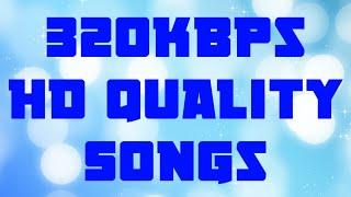 Hindi, Bengali and English Songs download। HD 320kbps quality। 2020 trick.