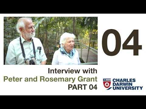 The Grants discuss their work over the years. - Grants Interview part 04
