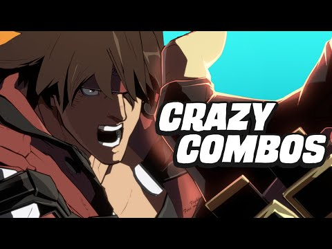 Guilty Gear Strive Beta - Crazy Combos For EVERY Character