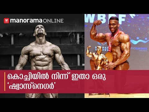 Kerala Man Chitharesh Natesh Becomes First Indian To Win Mr Universe Title