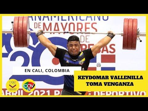 KEYDOMAR VALLENILLA toma Cali!!!