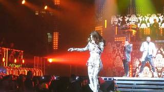 THE BLACK EYED PEAS - Don't Phunk With My Heart - Live ! - Madison Square Garden - NYC - 02/24/10