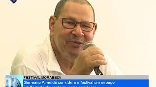 Germano Almeida considera o festival um espaço privilegiado de contacto entre escritores