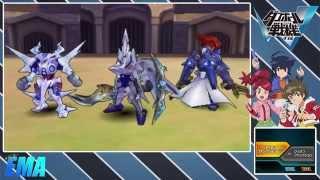 35 - SAUVONS LE MONDE - Let's Play: Danball Senki - LBX W: Chou Custom [3DS]