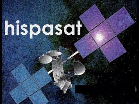 Resultado de imagem para Novo satélite de Keys do Hispasat 36w.1