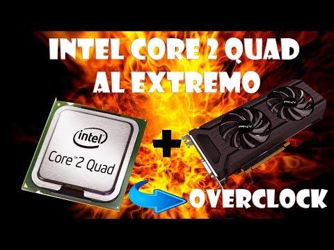 8 Juegos en Intel Core 2 Quad Q8400 OVERCLOCKEADO! SORPRENDENTE! 3 6GHZ!