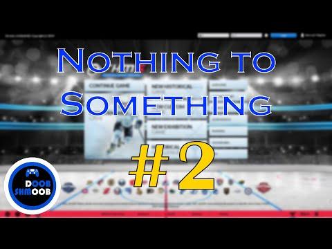 Franchise Hockey Manager 6 (FHM6) | Nothing to Something | Ep. 2 |