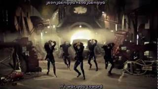 [HD] MBLAQ - It's war MV [english sub+romanization]