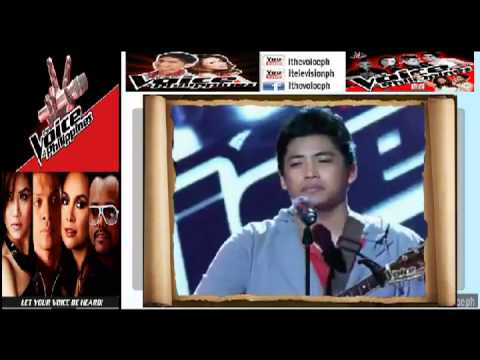 The Voice Philippines -  Don Michael Perez performs  I'm Yours  -  Blind Auditions