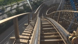 WODAN Timburcoaster (On-Ride) Europa Park