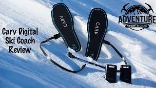 Carv Digital Ski Coach Review