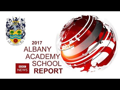 Albany Academy's BBC Schools News Report 2017