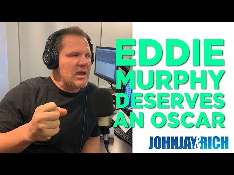 In-Studio Videos - Eddie Murphy is Going To Win An Oscar...FOR SURE!
