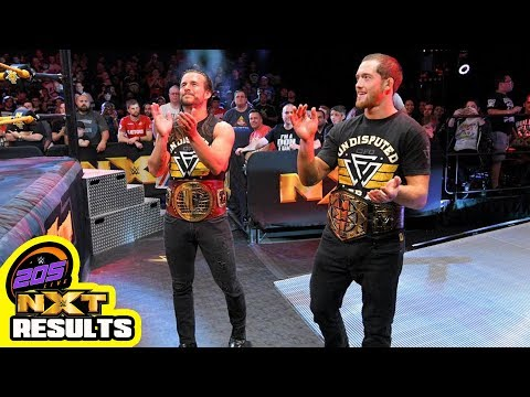 Pete Dunne Throws A Shoe At Adam Cole! WWE 205 Live & NXT Review & Results Going In Raw Podcast