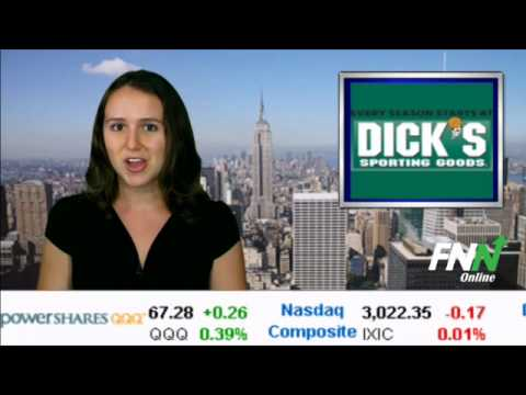 Dick's Sporting Goods Reports Mixed News on Second Quarter Earnings