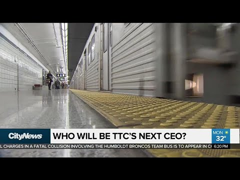 Who will be the next TTC CEO?