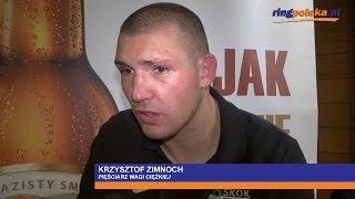 Zimnoch ostro o Szpilce i Binkowskim: Bydło, prujdupy...