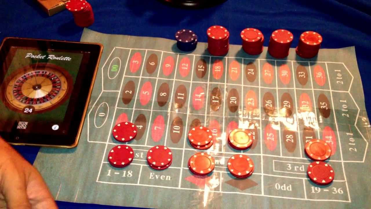 Roulette - How to Win EVERY TIME! Easy Strategy, Anyone can do it ...