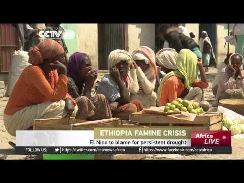 Ethiopia famine crisis: European Union is pledging nearly $140 million in aid