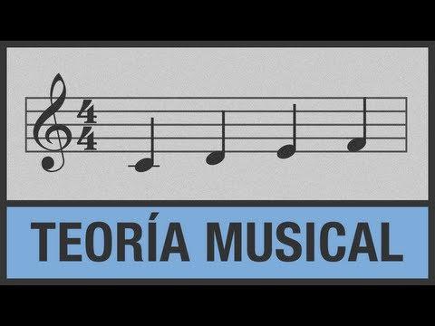 Teoría Musical - Figuras - Lección #4