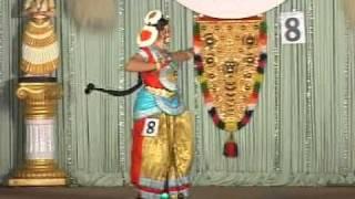 Sreeja chandran bharathanatayam