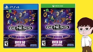 Sega Genesis Collection review ( PS4 / Xbox One ) plus Sega Compilations