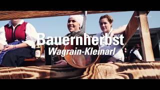Bauernherbst-Eröffnung 2017 in Wagrain-Kleinarl