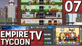 Empire TV Tycoon #7 Komisches Wachstum Der TV Sender Manager