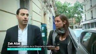 Zak Allal sur Canal+