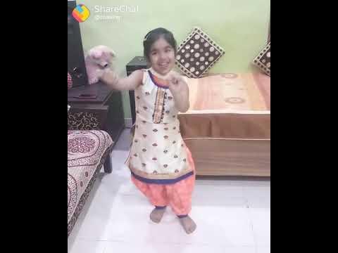 Sadli sadli little girl dance