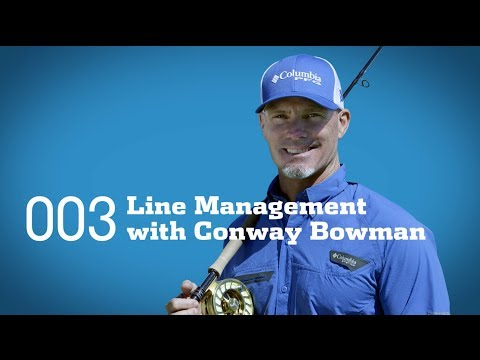 Tips And Tricks: Line Management With Conway Bowman
